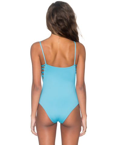 B. Swim Blue Ginger - Lani One Piece Swimsuit