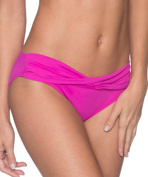 Sunsets Separates Blossom - Twist and Shout Sash Low Rise Bikini Bottom