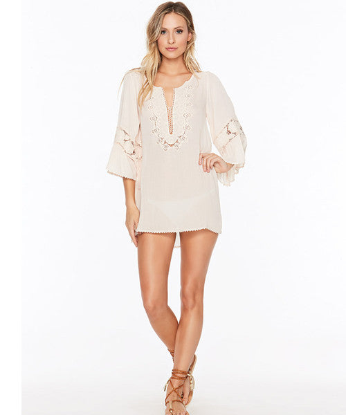 L*Space Threads Breakaway Coverup - Shell