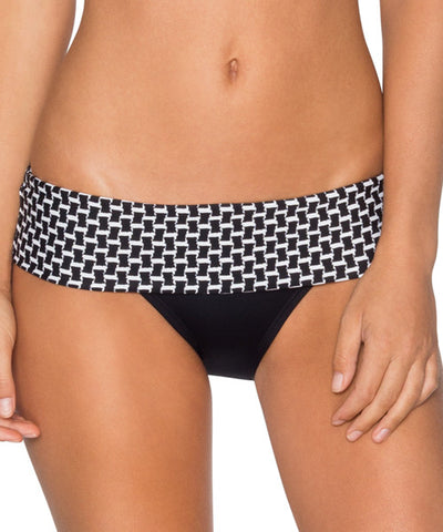 Swim Systems Captain - Outlaw Banded Bikini Bottom