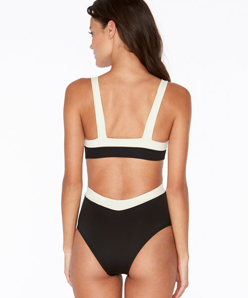 L*Space Domino Dita One Piece Swimsuit