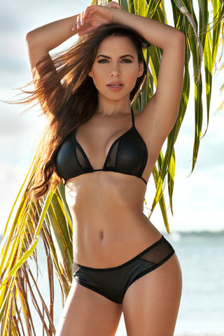 Chica Rica Bikini - Addiction Bikini - Beachbliss Swimwear & Apparel - 1
