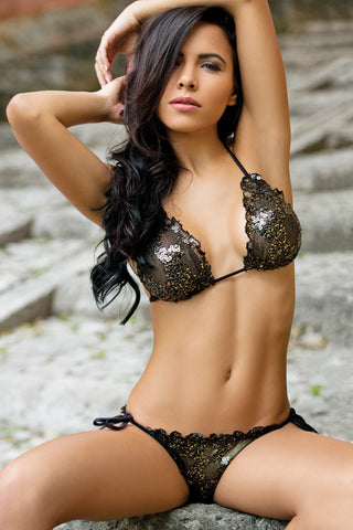 Chica Rica Bikini - Cabaret Bikini - Beachbliss Swimwear & Apparel - 1