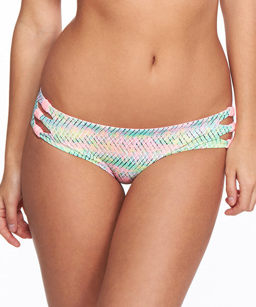 Body Glove - Devoted Ruby Reversible Bikini Bottom - Beachbliss Swimwear & Apparel - 1