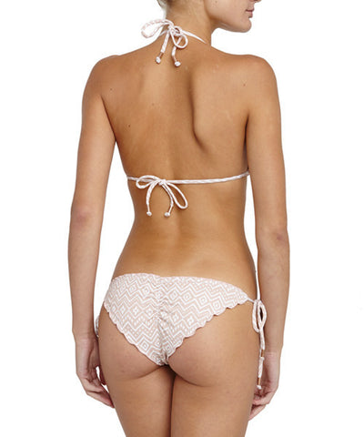 Eberjey - Zen Stones Avalon Bikini Bottom in Sedona Blush - Beachbliss Swimwear & Apparel - 4