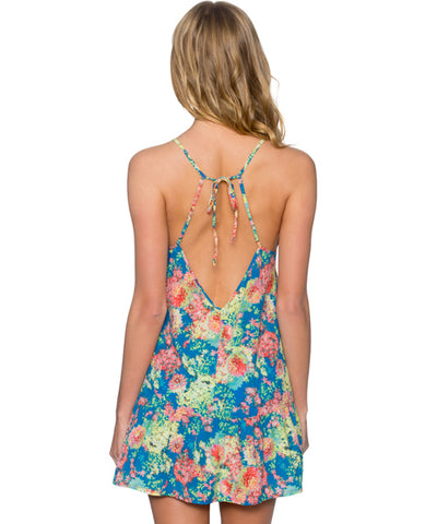 Sunsets Separates Electric Oasis - Riviera Cover Up Dress