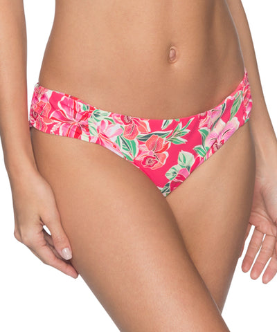 Sunsets Separates Honolulu - Femme Fatale Side Shirred Bikini Bottom