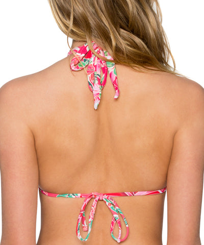 Sunsets Separates Honolulu - Lola Triangle Bikini Top