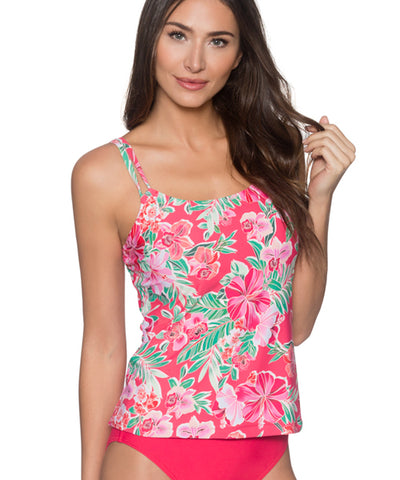 Sunsets Separates Honolulu - Taylor Underwire Tankini Top
