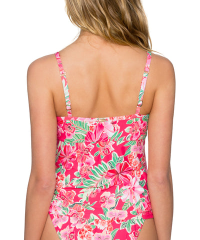 Sunsets Separates Honolulu - Sofia Underwire Tankini Top
