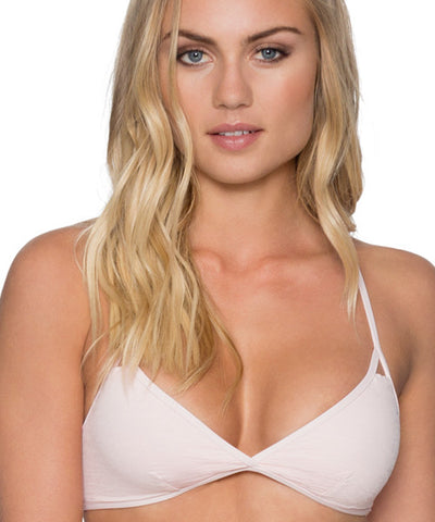 B. Swim High Water Blossom - B. Pool Side Bikini Top