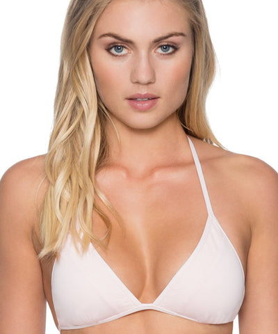 B. Swim High Water Blossom - North Shore Bra Triangle Bikini Top