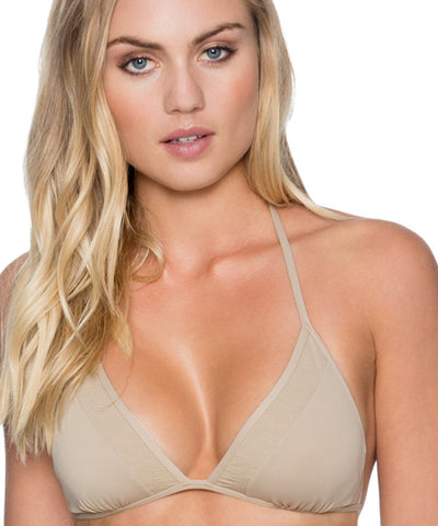 Beach Riot - Love Halter Bikini Top