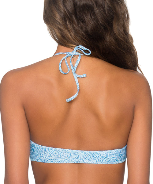 B. Swim Koloa Medallion - B. Beach Side Bikini Top