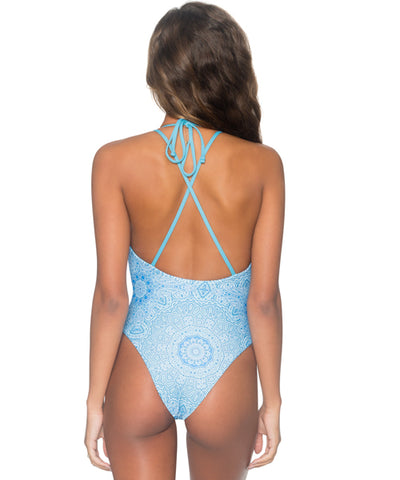 B. Swim Koloa Medallion - Lush One Piece Swimsuit