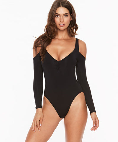 L*Space Wild Heart One Piece Swimsuit - Black