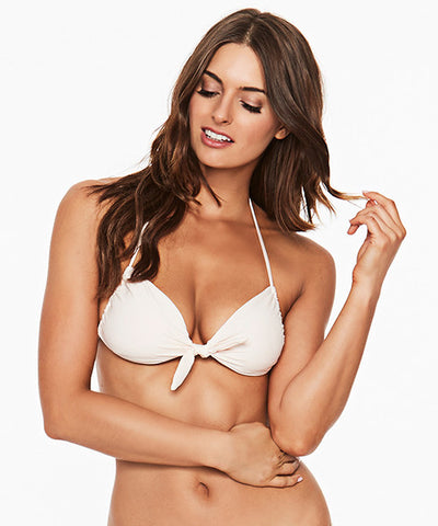L*Space La Femme Kingsley Bikini Top - Pebble
