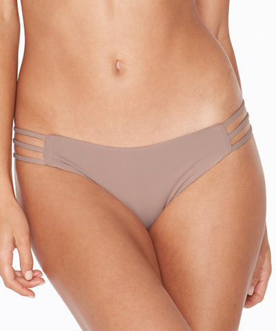 L*Space Polynesian Palm Pixie Bitsy Cut Bikini Bottom
