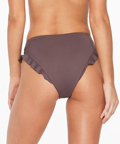 L*Space La Femme Vista Bitsy Bikini Bottom - Pebble