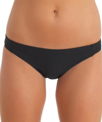 Luxe - Premiere Tab Side Pant Bikini Bottom - Beachbliss Swimwear & Apparel - 1