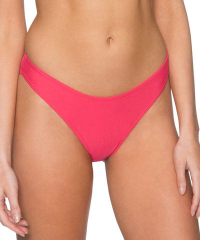 Sunsets Separates Lover's Coral - Wild Thing Bikini Bottom