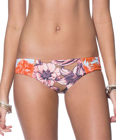 B. Swim Kailua Garden - Tunnel Tide Pant Bikini Bottom