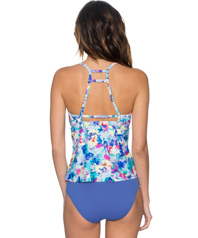 Swim Systems Meadow - Gidget Tankini Top