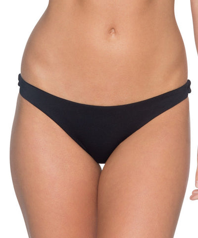 B. Swim Midnight - Hampton Flip Pant Bikini Bottom - Beachbliss Swimwear & Apparel - 1
