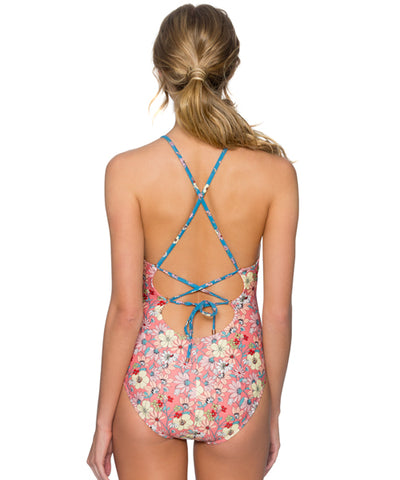 Swim Systems Morro Bay - Spellbound One Piece Swimsuit