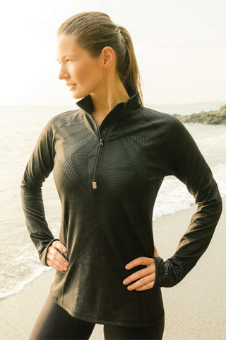 Body Glove Breathe - Ninja Long Sleeve Top - Beachbliss Swimwear & Apparel - 1