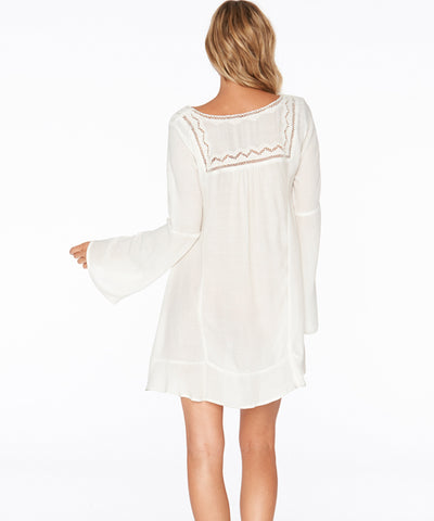 L*Space Northern Star Tunic - Ivory