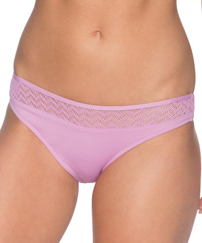 B. Swim Offshore Amethyst - Lowtide Pant Bikini Bottom - Beachbliss Swimwear & Apparel - 1