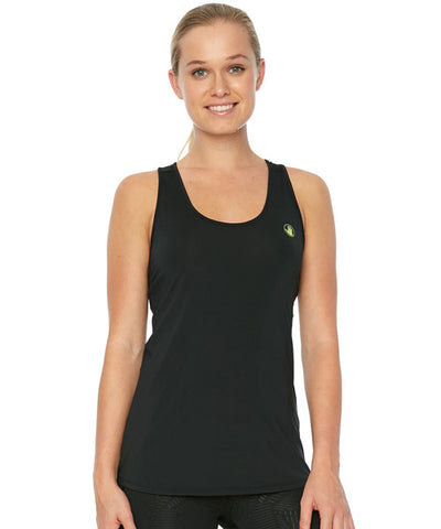 Body Glove Breathe - Pali Tank Top in Black - Beachbliss Swimwear & Apparel - 1