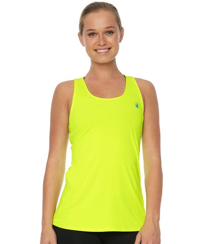 Body Glove Breathe - Pali Tank Top in Lime - Beachbliss Swimwear & Apparel - 1