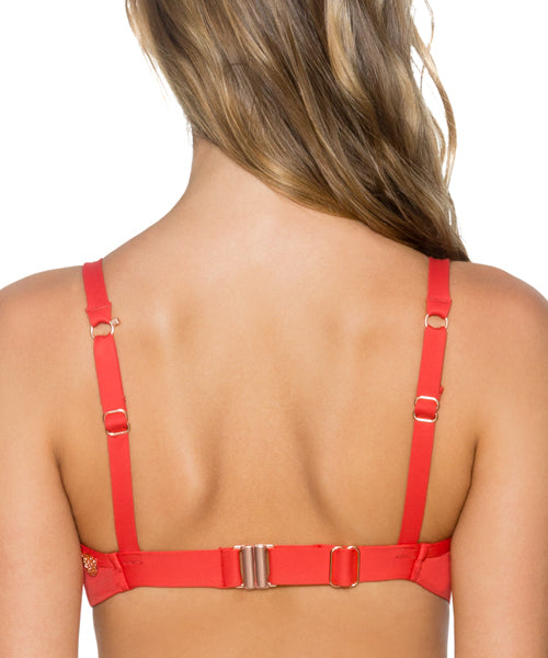 Swim Systems Paprika - Crossroads Underwire Bikini Top