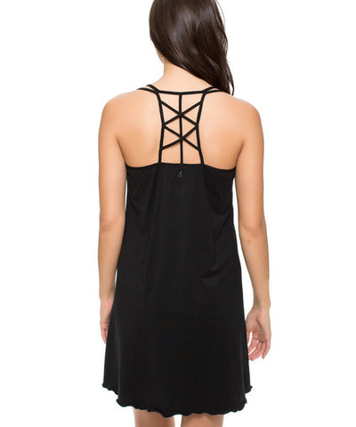 Reef - Sunset Dress in Black - Beachbliss Swimwear & Apparel - 2