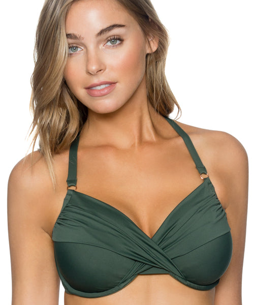 Swim Systems Rainforest - Crossroads Underwire Bikini Top