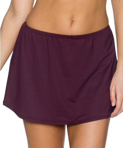 Sunsets Separates Rosewood - Sidekick Swim Skirt Bottom
