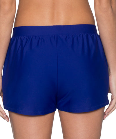 Sunsets Separates Sapphire - Marina Swim Shorts Bottom