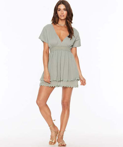L*Space Summers Dawn Cover Up Dress