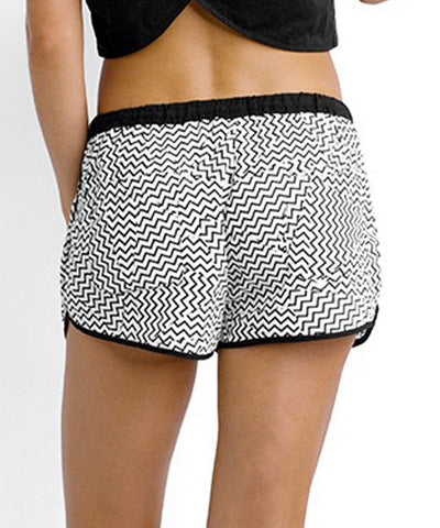 Seafolly - Buster Short in Black/White - Beachbliss Swimwear & Apparel - 2