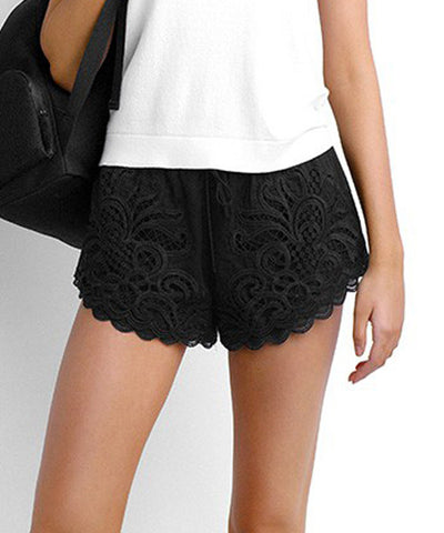 Seafolly - Free Love Shorts in Black - Beachbliss Swimwear & Apparel - 1