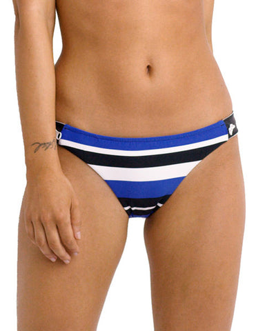 Seafolly - Walk The Line Brazilian Hipster Bikini Bottom - Beachbliss Swimwear & Apparel - 1
