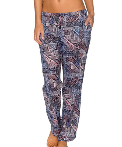 Sunsets Separates Serengeti - Boardwalkers Cover Up Pant - Beachbliss Swimwear & Apparel - 1