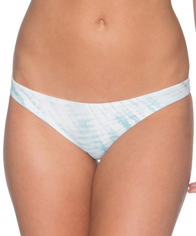 B. Swim Shoreline Tie Dye Blue - Hampton Flip Pant Bikini Bottom