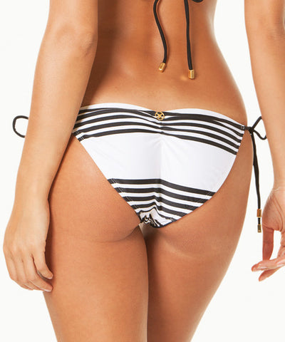ViX Stripes - Ripple Tie Side Full Bikini Bottom - Beachbliss Swimwear & Apparel - 2