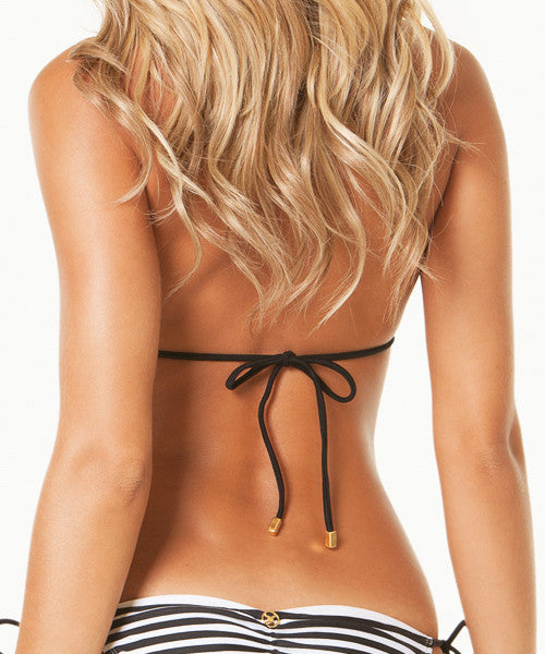 ViX Stripes - Ripple Triangle Bikini Top - Beachbliss Swimwear & Apparel - 3