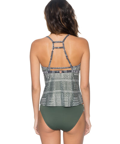 Swim Systems Summer Safari - Gidget Tankini Top