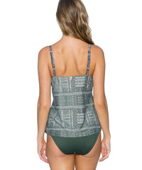 Swim Systems Summer Safari - Crossroads Underwire Halterkini Top