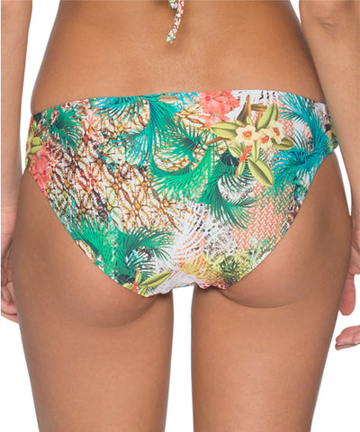Sunsets Separates Tahitian Dream - Femme Fatale Side Shirred Bikini Bottom